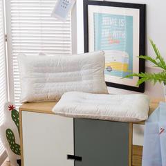 多米兔枕头枕芯儿童枕 木棉保健枕 木棉保健枕 28*42CM
