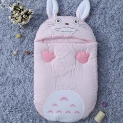 睡袋 龙猫卡通睡袋(X1816)50*80cm 粉色
