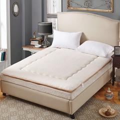 【垫之坊床垫】热销爆款超级特价尺寸颜色全 羊羔绒床垫床褥 90*200cm 白色