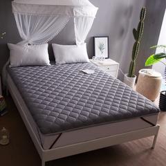 【垫之坊床垫供货】针织+3D 8cm 加厚床垫床褥地垫 双人单人 1.8*2.0米 灰色