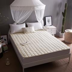 【垫之坊床垫】全棉方格榻榻米床垫 学生单人双人地垫 爆款 1.8*2.0米 1.5cm米色