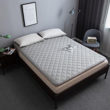 2019年新款5CM絎绣加厚款磨毛印花床垫三层结构 13个新花色