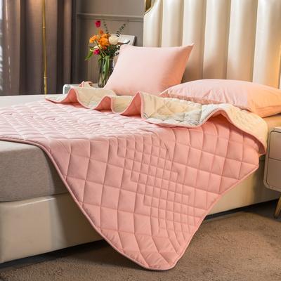 2021新款全棉床护垫1.5cm款 1.2*2.0m 粉
