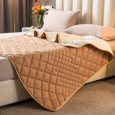2021新款全棉床护垫1.5cm款 1.2*2.0m 驼