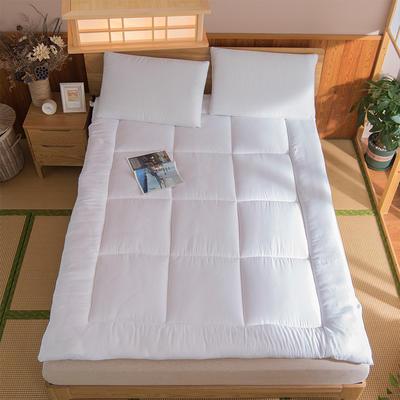 芦荟棉软垫被 90*200cm 白