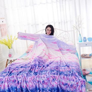 多功能毛毯加厚400克重云貂绒毛毯 150*230 001
