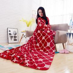 多功能毛毯加厚400克重云貂绒毛毯 150*230 004