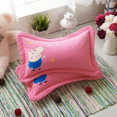 佩奇荞麦枕 32*50cm粉