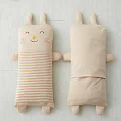 彩棉平面枕  荞麦枕 22*50cm小黄鸡