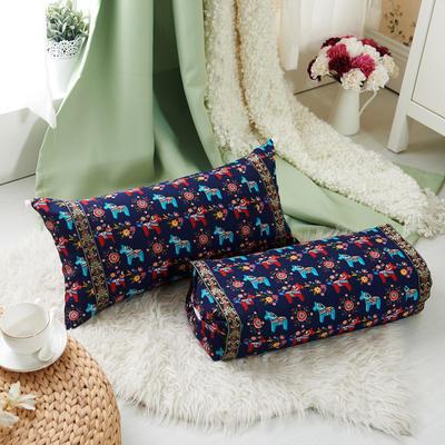 调节工艺枕 30*60cm(神奇小马)