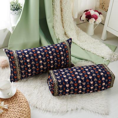 调节工艺枕 30*60cm(密码熊)