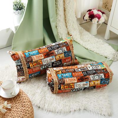 调节工艺枕 30*60cm(加州时光)