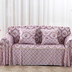 加厚韩式沙发巾 45*45cm(同款抱枕套) 欧尚经典