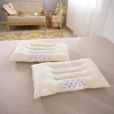 2017 新款保健枕十二颗粒磁疗枕 土豪金磁疗枕(48*74cm)
