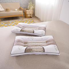2017 新款定型枕负离子养生枕 负离子养生枕(48*74cm)