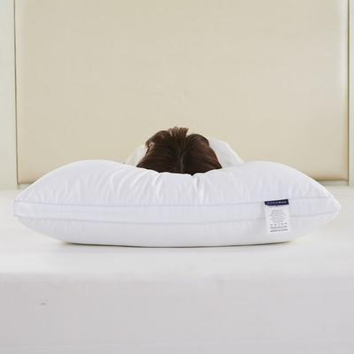 Rafigwer酒店外贸原单枕—双边款【5D螺旋纤维填充】 双边款—中枕