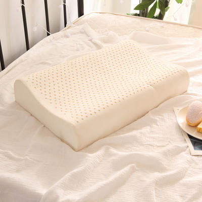 天然乳胶枕-平板款
