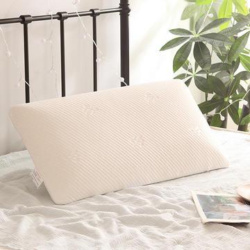 天然乳胶枕-面包款