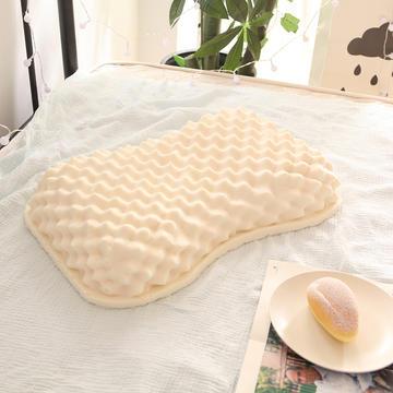 天然乳胶枕-美容款