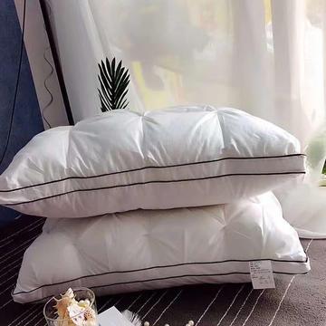 2019新款羽丝绒枕头