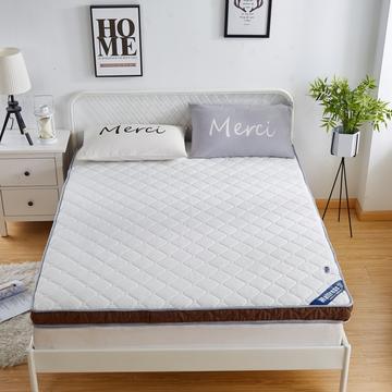 2018新款床垫 针织棉立体床垫(11公分床垫) 90*200 白色1