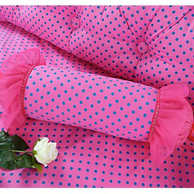 2017 新款糖果枕 糖果枕(含芯) 红玫瑰