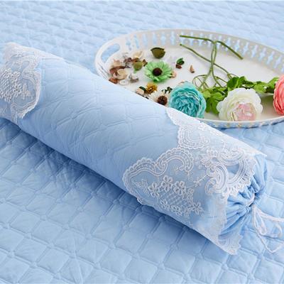 2017 新款糖果枕 糖果枕(含芯) 花的嫁衣-蓝