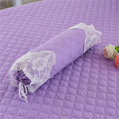 2017 新款糖果枕 糖果枕(含芯) 花的嫁衣-紫