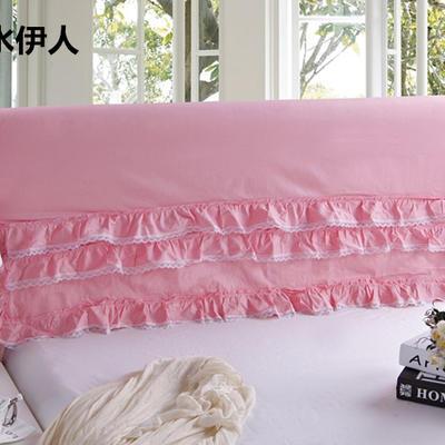 2017 新款床头罩-花卉系列 1.2米 秋水伊人