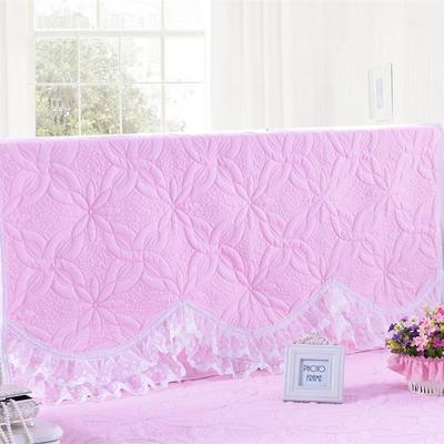 2017 新款公主恋人-夹棉系列床头罩 1.2米 公主-粉