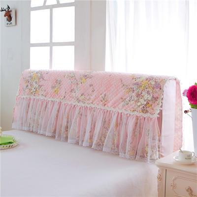 2017 新款小清新夹棉-床头罩 1.2米 雅典娜