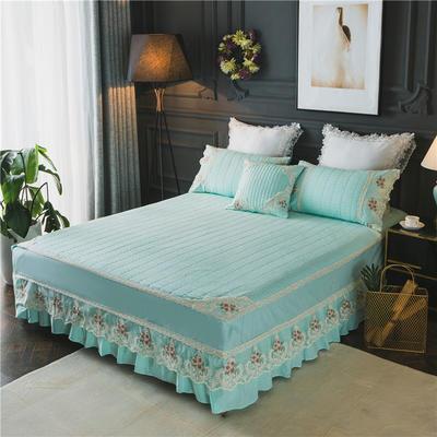 2018-床裙-全棉水洗加棉款 1.2m(配包装) 芙蓉