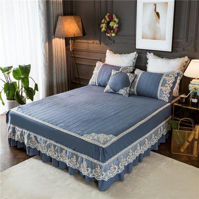 2018-床裙-全棉水洗加棉款 1.2m(配包装) 罗曼