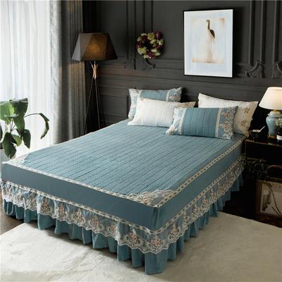 2018-床裙-全棉水洗加棉款 1.2m(配包装) 青旋