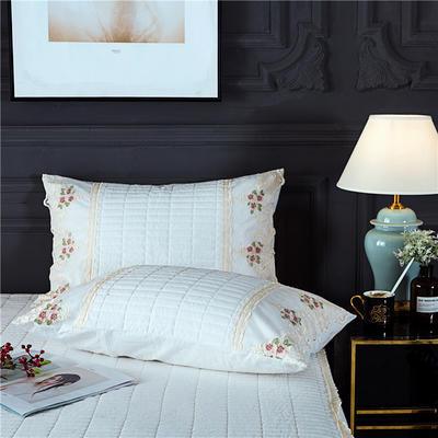 2018-床裙-全棉水洗加棉款 1.2m(配包装) 方枕/个含芯子