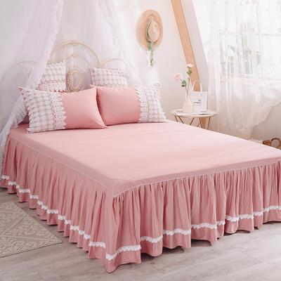2019新款法式浪漫蕾丝床裙 120cmx200cm 爱莎