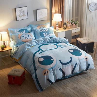 40平网大版 1.5米床单款 蓝色精灵
