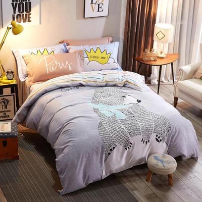 40平网大版 1.2米床 宝贝熊