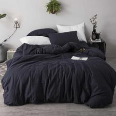 刺子棉六件套 标准1.5m-1.8m床 蓝