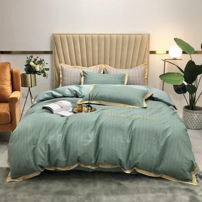 2020新款-梦想系列四件套实拍图 床单款三件套1.2m(4英尺)床 伯爵