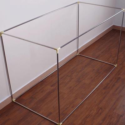 不锈铁全框支架 90*190*110cm 全框款(全部金属材质)