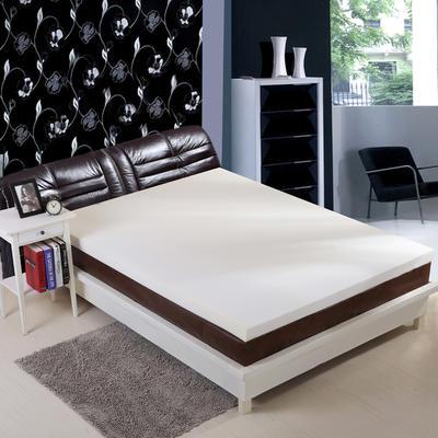 钻石绒海绵床垫大床床垫 150*200cm 5CM厚光海绵