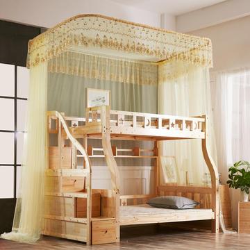 尚莎  2018年3款子母床上下铺蚊帐-1802