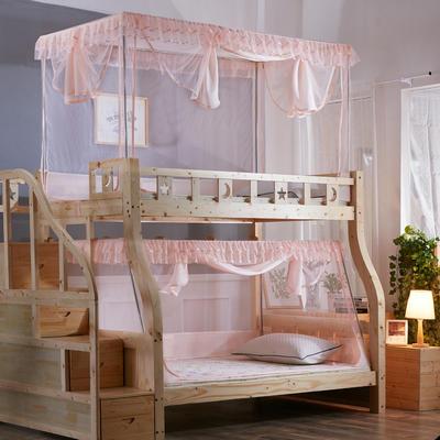 尚莎  2018年3款子母床上下铺蚊帐-1803 上铺0.9*1.9 1803玉