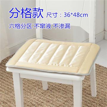 汽车冰垫新(分格款)坐垫椅垫靠垫凉垫冰沙垫