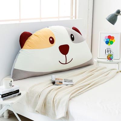 永光-印花卡通床头靠垫 榻榻米软包大靠垫大抱枕新品靠背靠枕 120*60cm 皮特狗