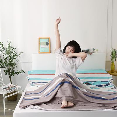 2020新款全棉隔脏睡袋 酒店宾馆旅游成人旅行睡袋 200*210布里斯特