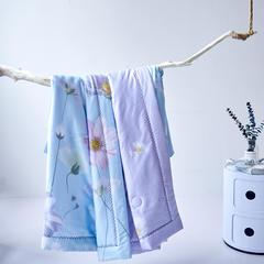 2018新款奥地利兰精天丝工艺空调夏被 丝滑柔软 可水洗不变形 200*230cm 芭蕾女孩