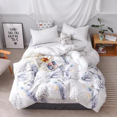 2019新款四件套 1.2m(4英尺)床 小蜜蜂
