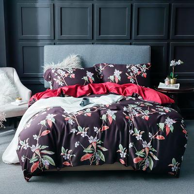 长绒棉系列四件套 标准(1.5m-1.8m床) 马蒂尔 只剩标准